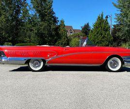 1958 BUICK LIMITED CONVERTIBLE | CLASSIC CARS | OAKVILLE / HALTON REGION | KIJIJI
