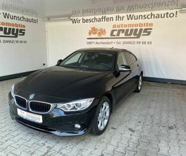 BMW 420D GRAN COUPE XDRIVE - PROF / SHZ / XENON -