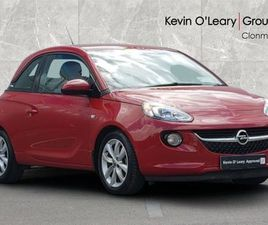 OPEL ADAM JAM 100PS 3DR FOR SALE IN TIPPERARY FOR €8,995 ON DONEDEAL
