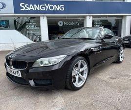 2016 BMW Z4 2.0 SDRIVE28I M SPORT AUTO - £20,990