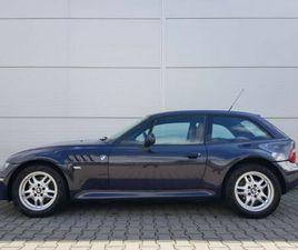 BMW BAUREIHE Z3 COUPE 3.0+INDIVIDUAL+LEDER+1.HAND...