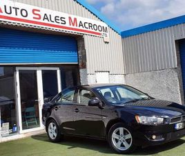 MITSUBISHI LANCER 1.5 INTENSE NEW NCT TAX FOR SALE IN CORK FOR €4,250 ON DONEDEAL