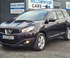 NISSAN QASHQAI +2, 2011 NCT 3/23 FOR SALE IN MEATH FOR €6,999 ON DONEDEAL