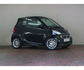 2014 SMART FORTWO 1.0 PASSION (71BHP) CABRIOLET - £6,599