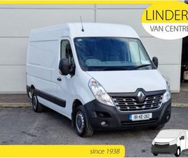 RENAULT MASTER MWB LOW KMS FOR SALE IN DUBLIN FOR €15,995 ON DONEDEAL