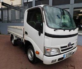 TOYOTA DYNA 3.0 D4D AUTOMATIC LWB PICK UP // IMMA FOR SALE IN DUBLIN FOR €11,341 ON DONEDE