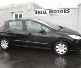 PEUGEOT 308 S 1.4 5DR FOR SALE IN GALWAY FOR €2,500 ON DONEDEAL