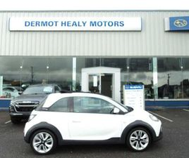 OPEL ADAM ROCKS 1.4 I 100PS S/S 3DR FOR SALE IN KERRY FOR €UNDEFINED ON DONEDEAL