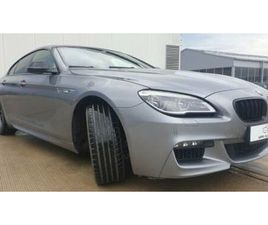 BMW 640 GRAN COUPÉ/MPAKET/CAMERA/PDC/FUL LED