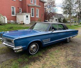 1966 CHRYSLER 300 | CLASSIC CARS | WEST ISLAND | KIJIJI