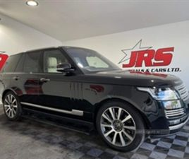 USED 2017 LAND ROVER RANGE ROVER 4.4 SD V8 AUTOBIOGRAPHY AUTO 4WD (S/S) 5DR ESTATE 65,138