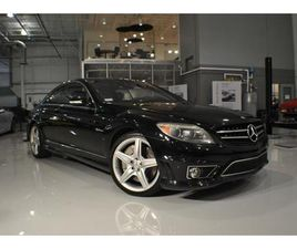 FOR SALE: 2008 MERCEDES-BENZ CL-CLASS IN CHARLOTTE, NORTH CAROLINA