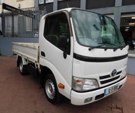 3.0 D4D AUTOMATIC LWB PICK UP // IMMACULATE CONDITION // PRICE PLUS VAT // 1 YEARS DOE //