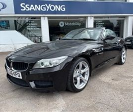 USED 2016 BMW Z4 28I SDRIVE M SPORT 2DR AUTO - SAT NAV - H/LEATHER - £7775 OPTIONS CONVER
