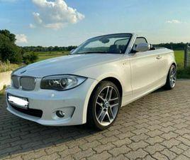 BMW 120D CABRIO AUT. LIMITED EDITION LIFESTYLE