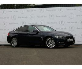 2014 BMW 4 SERIES 2.0TD 420D LUXURY (S/S) GRAN COUPE 5D AUTO - £15,699