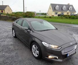 FORD MONDEO, 2019 2.0 TDCI 150BHP ZETEC EDITION FOR SALE IN CLARE FOR €22,500 ON DONEDEAL