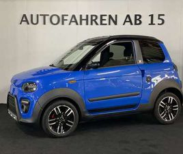 MICROCAR M.GO X 2019! DCI MULTIMEDIA LUXE MOPEDAUTO DIESEL 45KMH