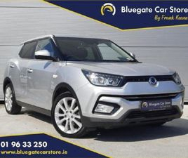 SSANGYONG TIVOLI EL 1.6 DSL MT 2WD 5DR AIR/CON MA FOR SALE IN DUBLIN FOR €17,995 ON DONEDE