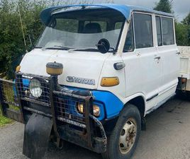 1976 TOYOTA DYNA FOR SALE IN OFFALY FOR €5,500 ON DONEDEAL