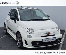 ABARTH 595 1.4T JET (140BHP) 3DR // FULL LEATHER FOR SALE IN DUBLIN FOR €15,900 ON DONEDEA