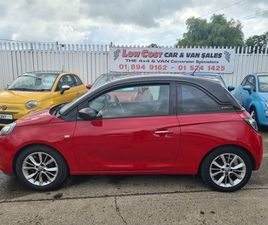//FREE DELIVERY//OPEL ADAM JAM//2 YEARS NCT TEST// FOR SALE IN DUBLIN FOR €8,250 ON DONEDE
