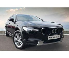 VOLVO V90CC T5 AWD CROSS COUNTRY AUTOMATIC (ADAPTIVE CRUISE CONTROL) CROSSOVER ESTATE