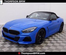 BRAND NEW BLUE COLOR 2022 BMW Z4 SDRIVE30I FOR SALE IN DOYLESTOWN, PA 18901. VIN IS WBAHF3