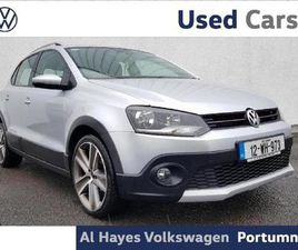 CROSS 1.2TDI 75BHP*SALE NOW ON STRAIGHT DEAL OFFERS*