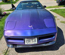 1986 CORVETTE $8000.00   CLASSIC CARS   KITCHENER / WATERLOO   KIJIJI