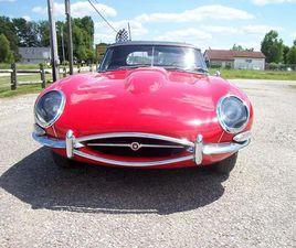 FOR SALE: 1963 JAGUAR XKE IN MEDINA, OHIO