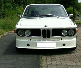 BMW 3.0CS - BAUREIHE E9 - QUASI 3.HAND