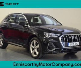 AUDI Q3 35TDI 150 QUATTRO S LINE 4DR FOR SALE IN WEXFORD FOR €41,475 ON DONEDEAL