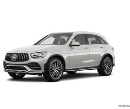 BRAND NEW WHITE COLOR 2021 MERCEDES-BENZ GLC 43 AMG COUPE 4MATIC FOR SALE IN EDISON, NJ 08