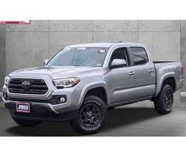 SR5 DOUBLE CAB 5' BED V6 RWD AUTOMATIC