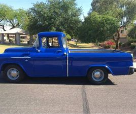 FOR SALE: 1956 CHEVROLET 3100 IN CADILLAC, MICHIGAN