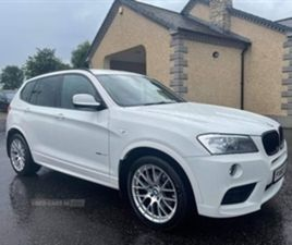 USED 2012 BMW X3 M SPORT NOT SPECIFIED 97,430 MILES IN BLACK FOR SALE   CARSITE