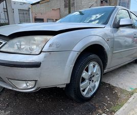 FORD MONDEO LT