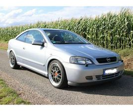 OPEL ASTRA G TURBO COUPÉ Z20LET - 240 PS - SCHIEBEDACH