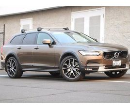 USED 2018 VOLVO V90 T6 CROSS COUNTRY