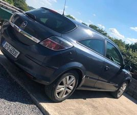OPEL ASTRA GTC SXI 1.4 METRO BLUE FOR SALE IN KILKENNY FOR €1,300 ON DONEDEAL