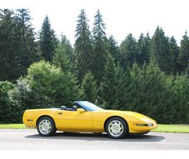 C4 LT1 CONVERTIBLE 6-SPEED ZF MANUAL