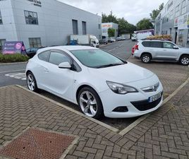 VAUXHALL ASTRA GTC 2.0D SRI **TOP SPEC** FOR SALE IN DUBLIN FOR €7,899 ON DONEDEAL