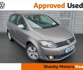 VOLKSWAGEN GOLF PLUS LIFE 1.6TDI FOR SALE IN KILDARE FOR €10,995 ON DONEDEAL