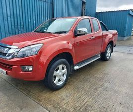ISUZU D-MAX, 2016 FOR SALE IN DUBLIN FOR €23,000 ON DONEDEAL