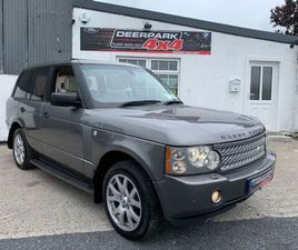 LAND ROVER RANGEROVER VOGUE CREW CAB (NEW CVRT) FOR SALE IN TIPPERARY FOR €10,750 ON DONED