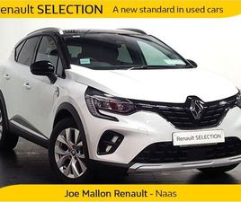 RENAULT CAPTUR S EDITION E-TECH PLUG-I FOR SALE IN KILDARE FOR €34,120 ON DONEDEAL