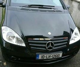 2010 MERCEDES BENZ A160 (DIESEL) (A SERIES CDI FOR SALE IN LOUTH FOR €4,400 ON DONEDEAL