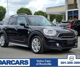 BLACK COLOR 2018 MINI COOPER COUNTRYMAN S FOR SALE IN DERWOOD, MD 20855. VIN IS WMZYT5C34J