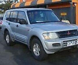 2000 MITSUBISHI PAJERO EXCEED 7 SEATS RHD   CARS & TRUCKS   CALGARY   KIJIJI
